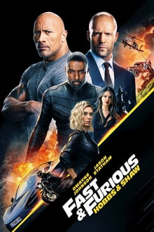 Fast & Furious : Hobbs & Shaw 2019 streaming vf