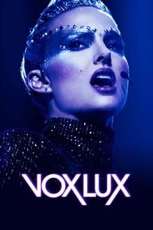 Vox Lux 2018 bluray