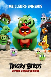 Angry Birds : Copains comme cochons 2019