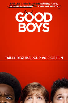 Good Boys 2019 streaming vf