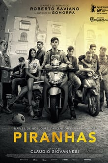 Piranhas 2019 streaming vf