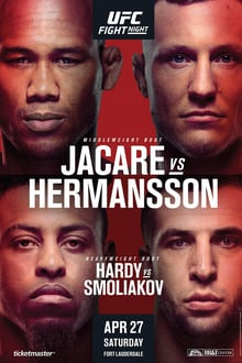 UFC Fight Night 150: Jacare vs. Hermansson 2019