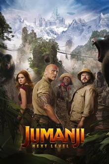 Jumanji : Next Level 2019 streaming vf