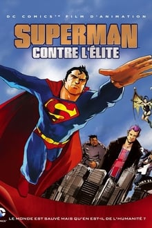 Superman vs. The Elite series tv