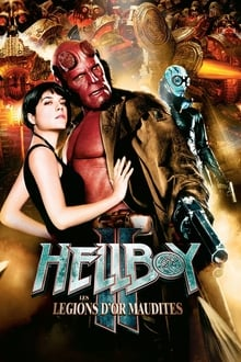 Hellboy II : Les Légions d'or maudites 2008 streaming