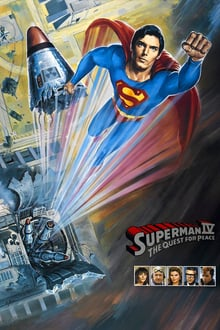 Superman IV: The Quest for Peace series tv