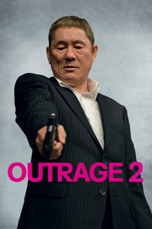 Outrage Beyond series tv