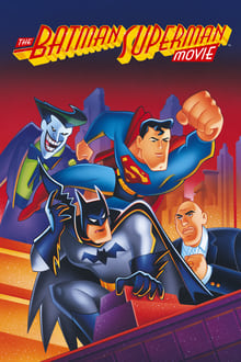 The Batman Superman Movie: World's Finest series tv