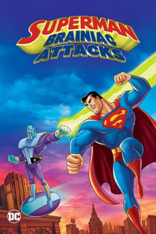 Superman: Brainiac Attacks series tv