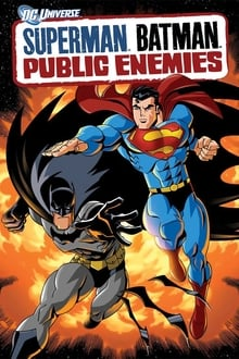 Superman/Batman: Public Enemies series tv