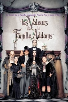 Addams Family Values series tv