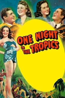 One Night in the Tropics series tv
