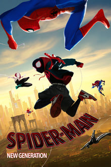 Spider-Man : New Generation 2018 streaming