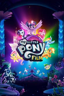 My Little Pony: The Movie 2017 streaming
