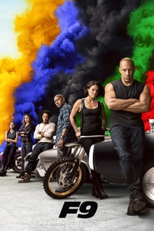 Fast & Furious 9 2021 streaming