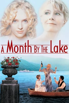 A Month by the Lake series tv