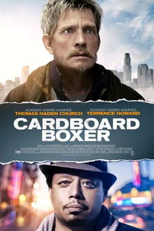 Cardboard Boxer series tv