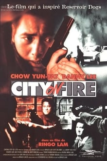 City on Fire series tv