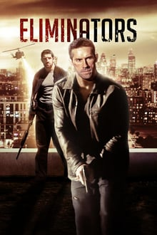 Eliminators series tv