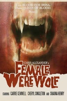 Female Werewolf series tv