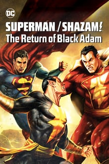 Superman/Shazam!: The Return of Black Adam series tv