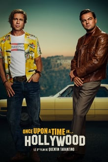 Once Upon a Time… in Hollywood 2019 streaming