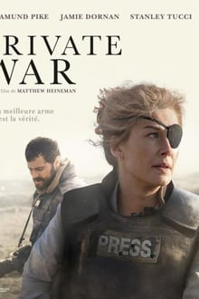 A Private War 2018 streaming
