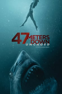 47 Meters Down: Uncaged 2019 streaming