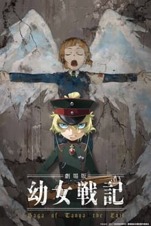 Saga of Tanya The Evil: The Movie 2019 streaming