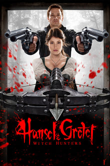 Hansel & Gretel : Witch Hunters 2013 streaming