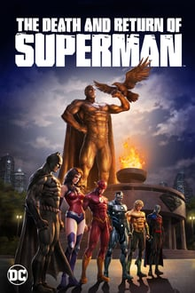 The Death and Return of Superman series tv