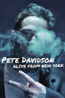 Pete Davidson: Alive from New York series tv