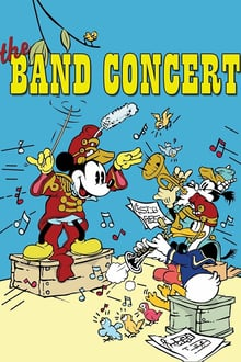 The Band Concert series tv