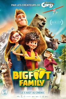 Bigfoot Family series tv
