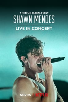 Shawn Mendes: Live in Concert series tv