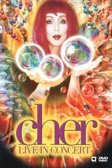 Cher: Live in Concert series tv