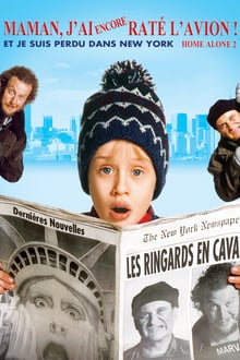 Home Alone 2: Lost in New York 1992 streaming