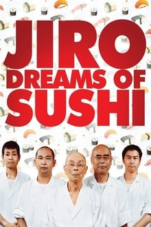 Jiro Dreams of Sushi series tv