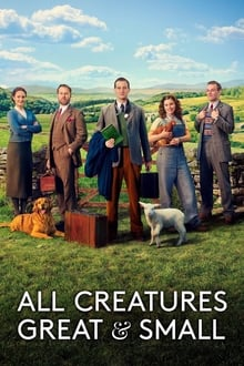 All Creatures Great and Small saison 01 episode 01  streaming