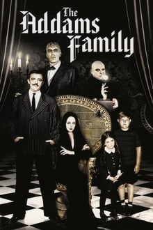 The Addams Family series tv