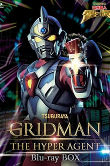 Gridman the Hyper Agent series tv