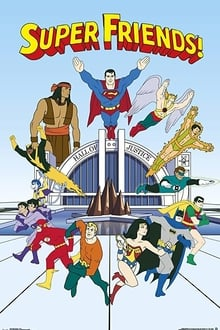 Super Friends series tv