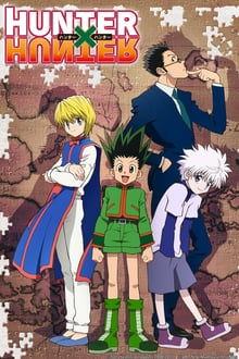 Hunter x Hunter saison 01 episode 01  streaming