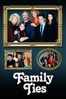 Family Ties series tv