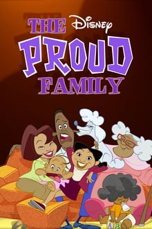 The Proud Family series tv