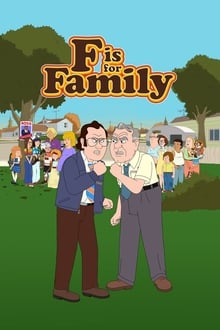 F is for Family series tv