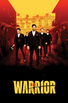 Warrior saison 01 episode 01  streaming